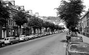 Aberystwyth, North Parade 1964