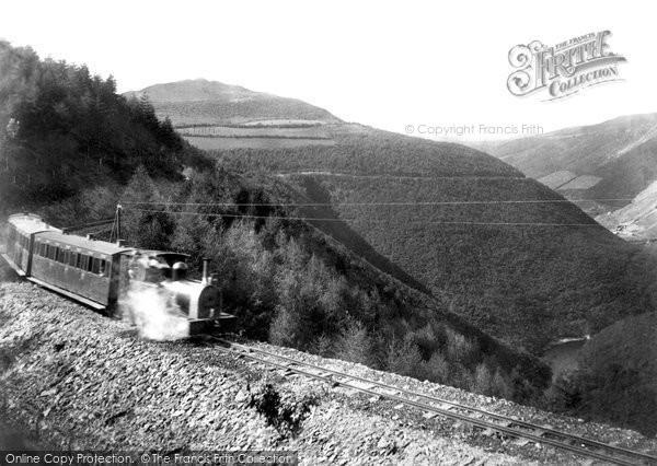 Photo of Aberystwyth, Rheidol Railway 1906
