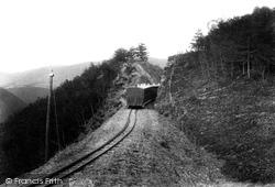 Rheidol Valley Railway 1903, Aberystwyth