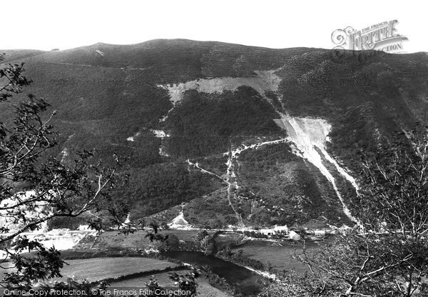 Photo of Aberystwyth, Rheidol Valley, The Stag 1903