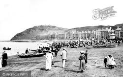 Sands 1903, Aberystwyth