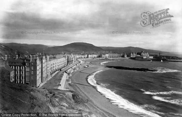 Photo of Aberystwyth, Seafront 1899
