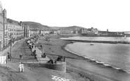Aberystwyth, Seafront 1903