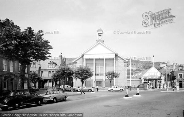 Aberystwyth, Seilo Chapel 1964