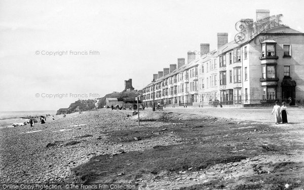 Photo of Aberystwyth, South Terrace 1899
