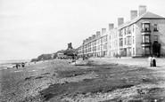 Aberystwyth, South Terrace 1899