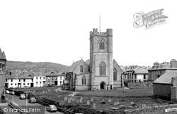 St Michael's Church 1964, Aberystwyth