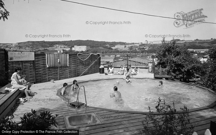 Photo of Aberystwyth, Swimming Pool 1969