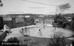 Aberystwyth, Swimming Pool 1969