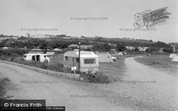 Aberystwyth, Tent Field 1969