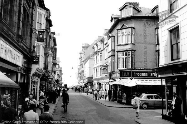 Photo of Aberystwyth, Terrace Road 1964