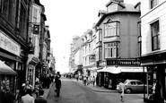 Aberystwyth, Terrace Road 1964