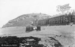 The Beach 1897, Aberystwyth