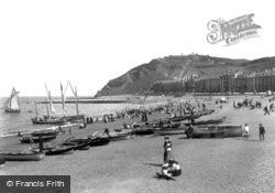 The Beach 1899, Aberystwyth