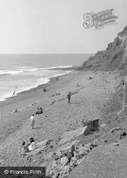 The Beach 1949, Aberystwyth
