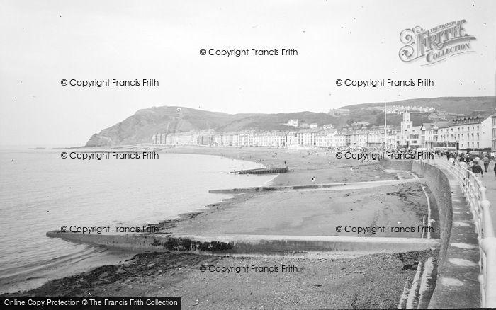 Photo of Aberystwyth, The Beach 1964
