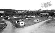 Aberystwyth, The Camp Site 1969