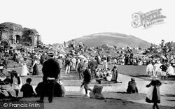 The Castle 1903, Aberystwyth