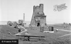 Aberystwyth, The Castle 1949