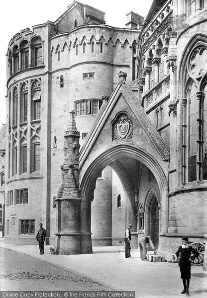Aberystwyth, The College 1903