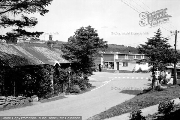 Aberystwyth, The Cottage 1969