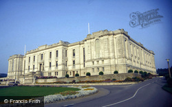 The National Library Of Wales 1985, Aberystwyth