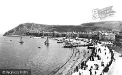 The Parade 1899, Aberystwyth