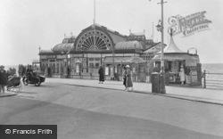 The Pier Entrance 1925, Aberystwyth