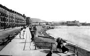 Aberystwyth, The Promenade 1899