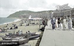 The Promenade 1925, Aberystwyth