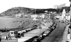 The Promenade 1960, Aberystwyth