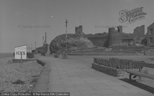Photo of Aberystwyth, The Promenade Extension 1949