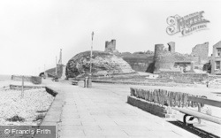 Aberystwyth, The Promenade Extension 1949