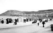 Aberystwyth, The Seafront 1903