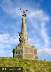 Aberystwyth, the Town War Memorial 2005