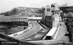 Aberystwyth, The University Of Wales c.1947