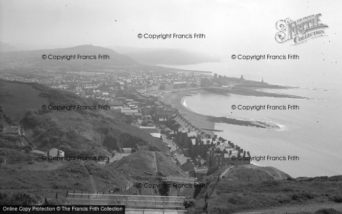 Photo of Aberystwyth, Town 1964