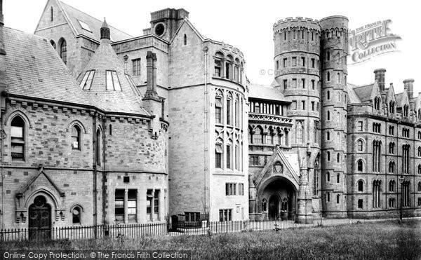 Aberystwyth, University 1903
