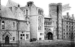 University 1903, Aberystwyth
