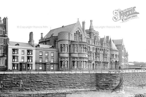 Photo of Aberystwyth, University College Of Wales 1921