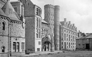 Aberystwyth, University College Of Wales 1921