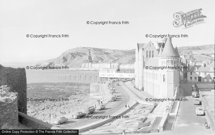 Photo of Aberystwyth, University College Of Wales 1960