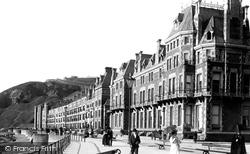 Victoria Promenade 1899, Aberystwyth