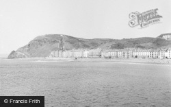Aberystwyth, View From Pier 1949