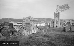 Aberystwyth, View From The Castle 1964