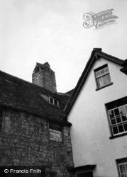 Abingdon, Abbey Building c.1950