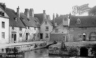 Abingdon, Abbey Mill 1890