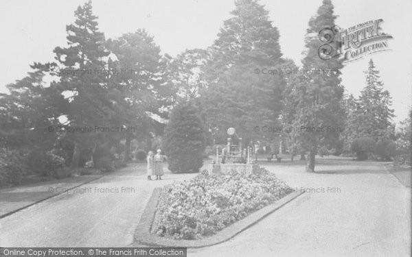 Photo of Abingdon, Albert Park 1925
