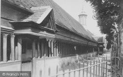 Abingdon, Almshouses 1893