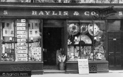 Abingdon, Baylis & Co c.1900